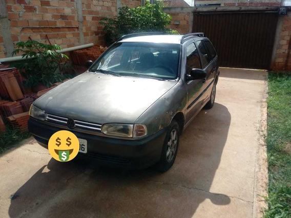 Volkswagen Parati 98/99 16v 1.6