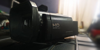 Camara De Video Sony Hdr Cx580