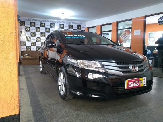 Honda City 1.5 Lx 16v 2012