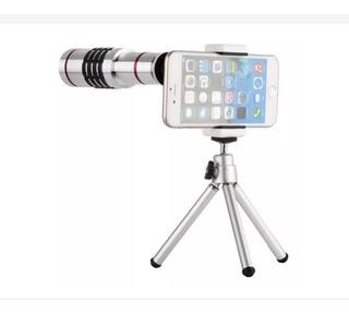 Lente Celular Zoom 18x Telescópica
