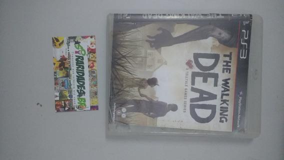 Jogo - The Walking Dead - Playstation 3
