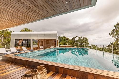 Imagem 1 de 30 de Casa Com 6 Dormitórios À Venda, 800 M² Por R$ 14.000.000,00 - Iporanga - Guarujá/sp - Ca0435