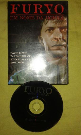 Dvd. Furyo Em Nome Da Honra. David Bowie.sakamoto. F17