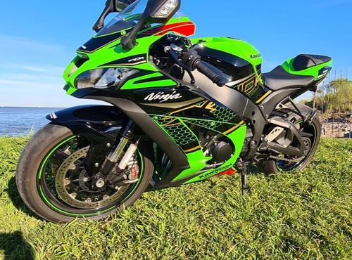 Imagen 1 de 7 de Kawasaki Ninja Zx10r No Permuto R1 R6 Zx10 Cbr S1000 Gsx