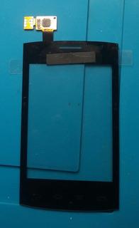 Tela Touch LG L1 E 410 - Preto + Fita