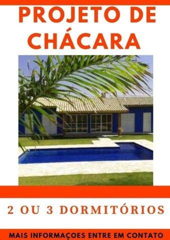 Imagem 1 de 14 de Chacara Na Planta D