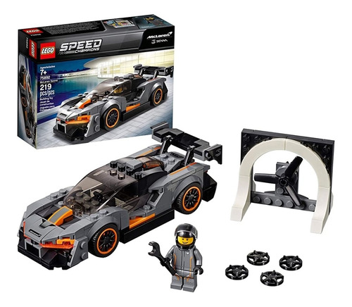 Lego Mclaren Lego 75892 Mclaren Senna 198 Pzs Original