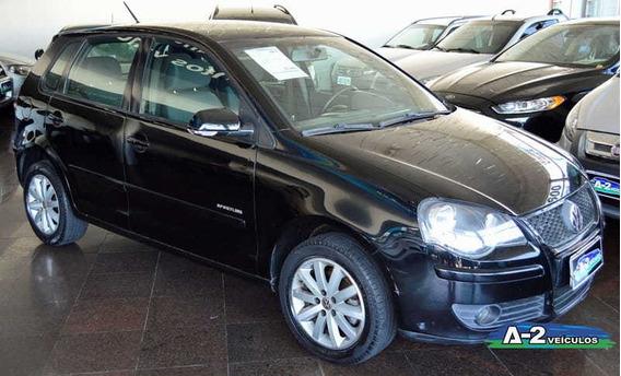 Volkswagen Polo Hatch 1.6 8v(sportline) 4p 2011