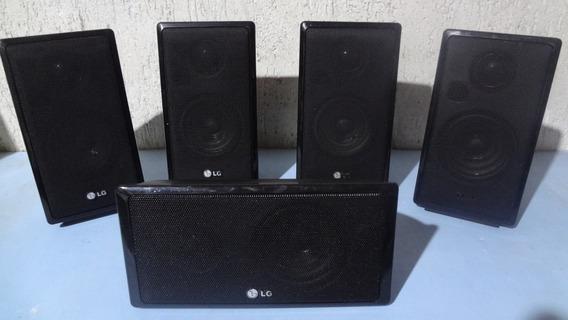 Caixas Acústica Home Theater Lg - 50 W - 4 Ohms