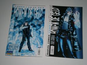 Homem De Gelo Dos X-men - Miniserie Em 2 Ediçoes