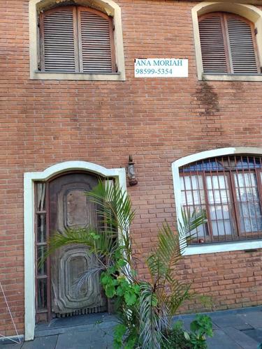 Imagem 1 de 11 de Sobrado- Cidade Dutra- Ref 2549