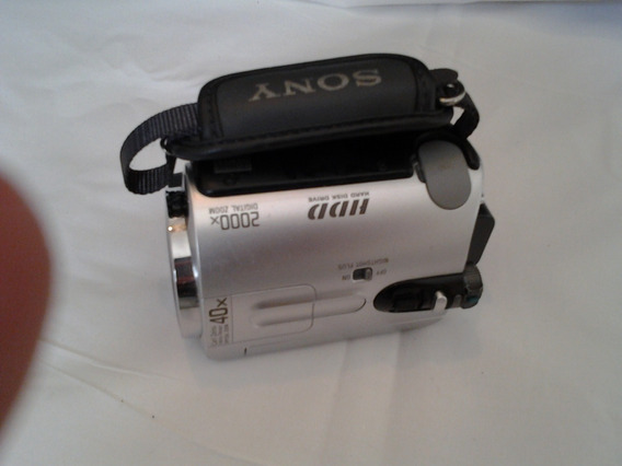 Handy Cam Sony Dcr - Sr 42 Usada
