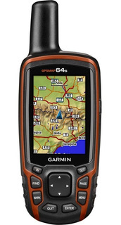 Gps Garmin Navegador Satelital Map 64s