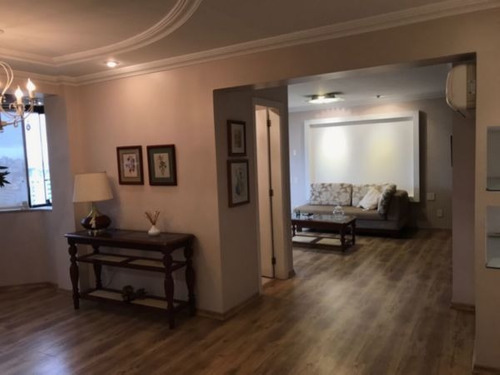 Maravilhoso Flat Com 2  Dormitórios - 3868