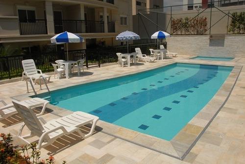 Apartamento - Alto De Pinheiros - Ref: 73542 - V-73542