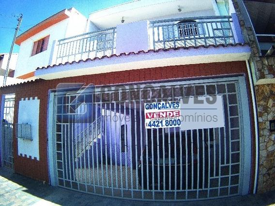 Venda Sobrado Santo Andre Parque Oratorio Ref: 73383 - 1033-1-73383