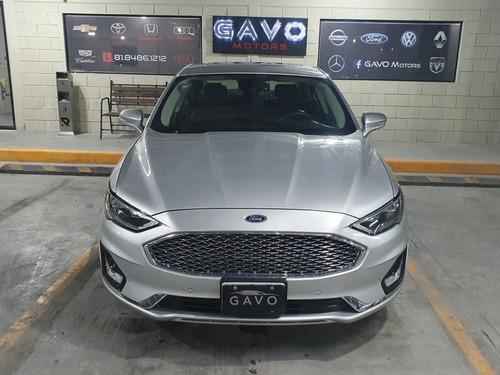 Imagen 1 de 12 de Ford Fusion 2019 2.0 Titanium At
