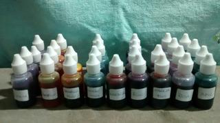 Colorante Para Jabones Artesanales. Colorante Liquido Jabon