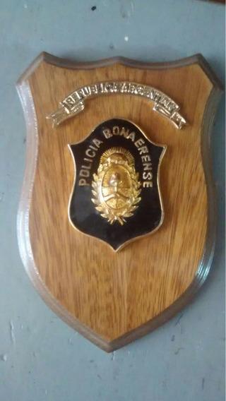 Panoplia Policía Bonaerense