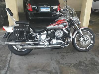 Yamaha Drag Star 650 Custom