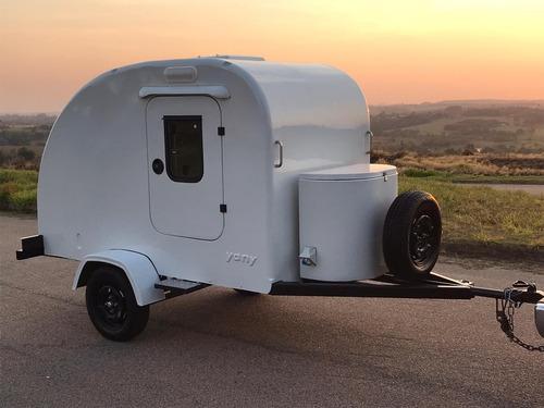 Mini Trailer Yany 0km - Itu Trailer Motor Home - Y@w2