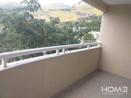 Imagem 1 de 30 de Apartamento Com 2 Dormitórios À Venda, 55 M² Por R$ 330.000,00 - Centro - Nova Iguaçu/rj - Ap1209