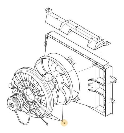 Electroventilador 420w Peugeot Expert Furgon 2.0 Hdi