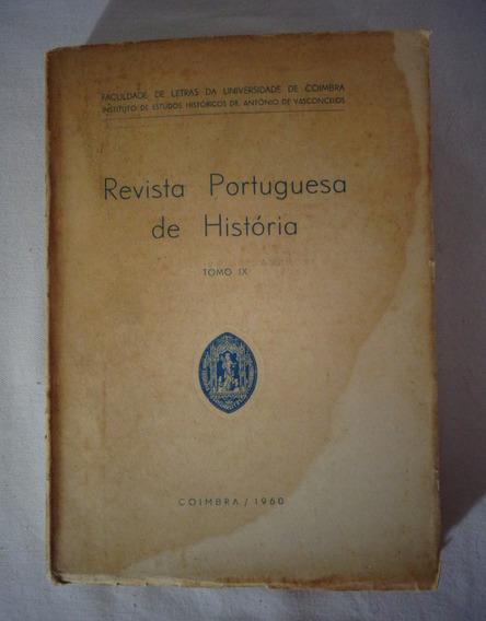 Livro Revista Portuguesa De História*