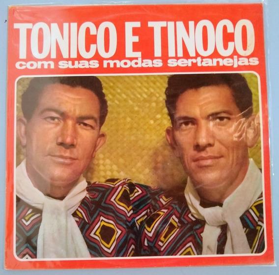 Lp Tonico E Tinoco Com Suas Modas Sertanejas 1968