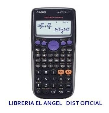 Calculadora Casio Fx 82 Es Plus Cientifica - Distrib Oficial