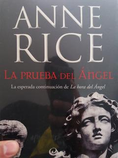 La Prueba Del Angel - Anne Rice