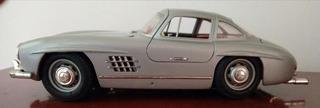 Carro De Coleccion Mercedes Benz Burago