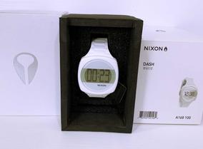 Relógio Nixon Dash Branco | A168-100 | Original | Novo