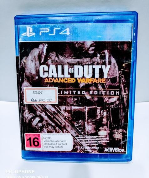 Jogos Ps4 / Call Of Duty Advanced Warfare