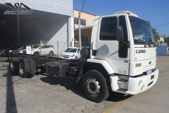 Ford Cargo 2422 - Ano: 2004 - No Chassi