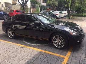 Infiniti G37 Sedan Ta