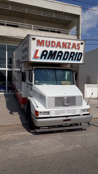 Mercedes Benz 1215 1995 Caja Mudancera