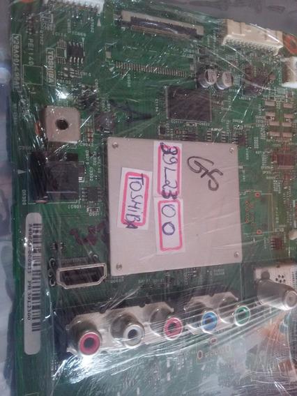 Placa Principal Tv Toshiba 39l2300