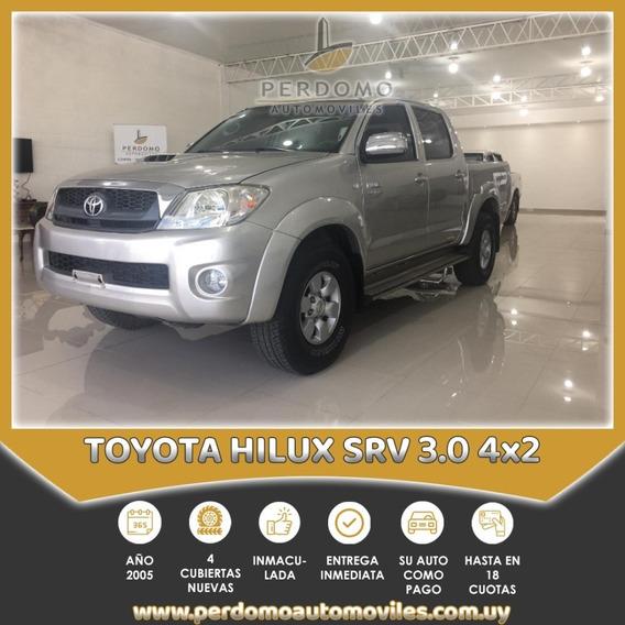 Toyota Hilux Srv 3.0 Diésel 4x2 Inmanculada.