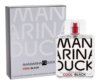 Promo Perfume Importado Mandarina Duck Cool Black 100ml Homb