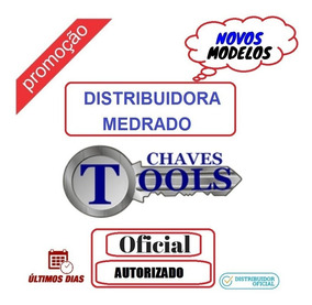 Kit Chaves Virgens Yale 400 Unidades / Chaves Tools