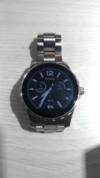 Relógio Smartwatch Fossil Q Marshal Masculino - Ftw2109j