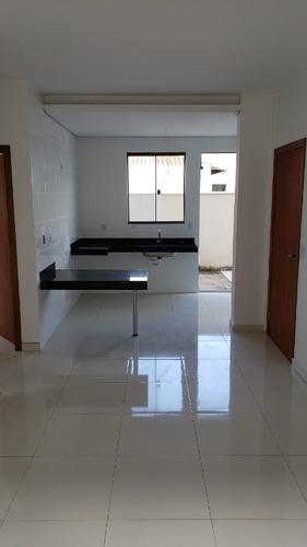 Imagem 1 de 16 de Cobertura Duplex À Venda, 2 Quartos, 1 Vaga, Parque Xangrilá - Contagem/mg - 2996