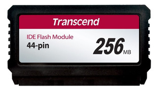 Módulo Ide Flash Dom 44 Pinos 256mb Transcend Vertical