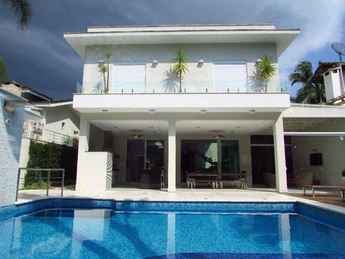Casa Com 6 Dormitórios À Venda, 650 M² Por R$ 6.500.000,00 - Riviera - Módulo 4 - Bertioga/sp - Ca0489