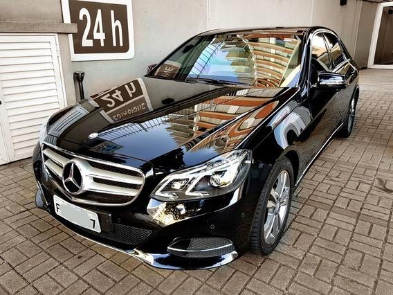 Mercedes Benz E250 Avantgard 2.0 - Blindado N3a (garantia)