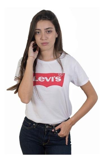 Remera De Mujer Levi