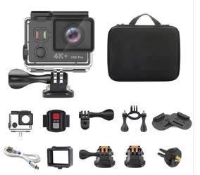 Camera Eken V50 Pro Action Ambarella A12 Imx258 Wi-fi