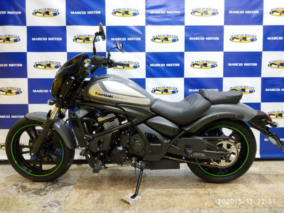 Kawasaki Vulcan 650 S Café 17/18 Abs