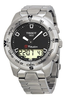 Reloj Tissot T-touch Ii T0474201105100 Hombre | Agente Of.